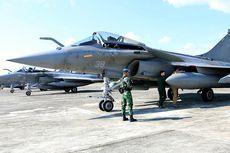 Rusak, Tiga Pesawat Tempur Perancis Menginap di Aceh Besar