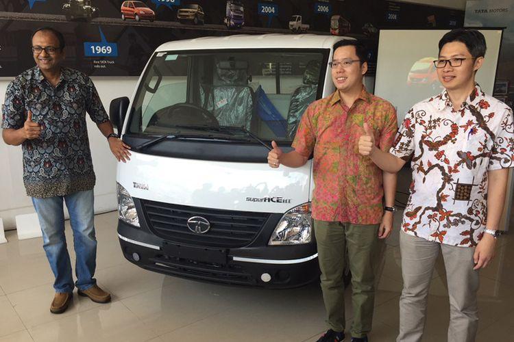 Tata Super Ace HT di Makassar