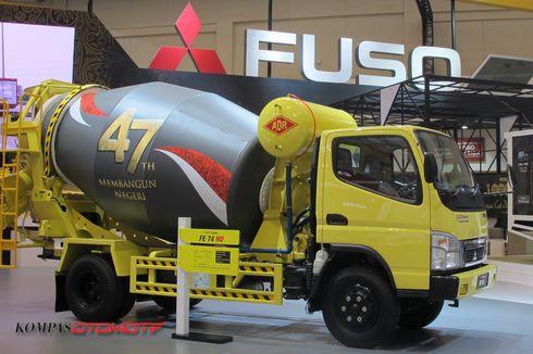 Truk Terlaris Mitsubishi Fuso di GIIAS 2018