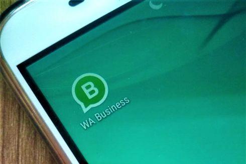 Pengguna iOS Akhirnya Kebagian WhatsApp Business