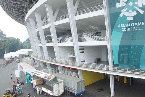 DB Schenker mengantarkan Asian Games 2018 kepada seluruh pemirsa di dunia
