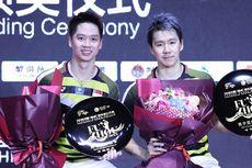 BWF World Tour Finals, Marcus/Kevin Dikepung Dua Rival dari China