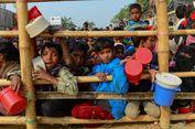 Sebelum ke Luar Negeri, Jokowi Tinjau Bantuan untuk Pengungsi Rohingya
