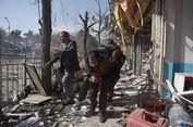 Korban Tewas Serangan Bom Ambulans di Afghanistan Capai 95 Orang