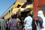 Tabrakan Kereta Api di Mesir, 10 Tewas