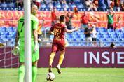AS Roma Vs Chievo, Sempat Unggul 2 Gol, Serigala Roma Gagal Menang