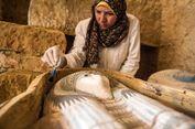 Misteri Mesir Kuno, Makam 4.500 Tahun dekat Piramida Giza Dibuka