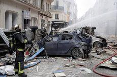Ledakan Kuat di Toko Roti Paris, 12 Orang Terluka Serius