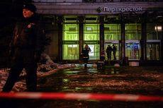 ISIS Mengaku Ada di Belakang Teror Bom Supermarket di St Petersburgh