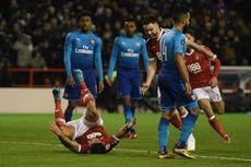 Hasil Piala FA, Arsenal Disingkirkan Klub Kasta Kedua Liga Inggris