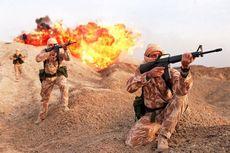 Kehabisan Peluru, Personel SAS Bunuh Anggota ISIS Pakai Sekop