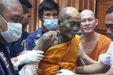 2 Bulan Meninggal, Jenazah Biksu di Thailand