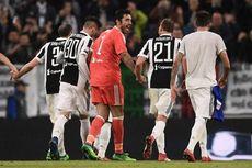 Hasil Liga Italia, Juventus Menang pada Hari Spesial Allegri