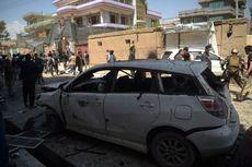 Bom Bunuh Diri di Kabul, Netizen Salahkan Pemerintah Afghanistan