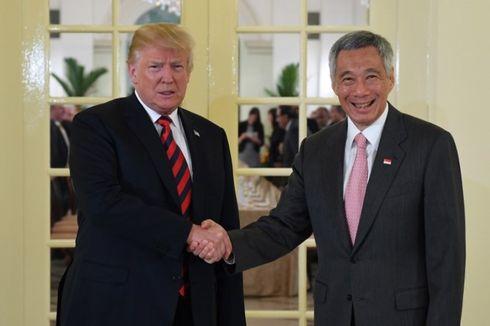 Gedung Putih: Presiden Trump Tinggalkan Singapura Selasa Malam