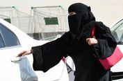Perempuan Boleh Setir Mobil, Saudi Pasang Rambu Lalu Lintas Baru