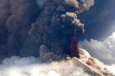 Gunung Ulawun di Papua Nugini Muntahkan Lava, 5.000 Orang Dievakuasi