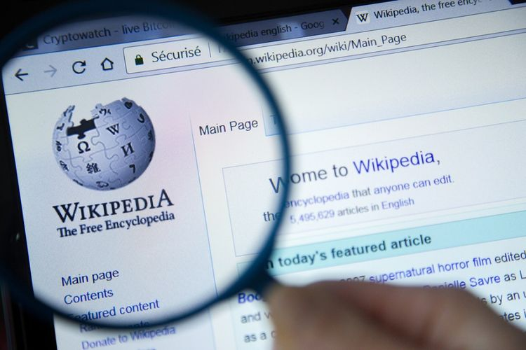 China Blokir Seluruh Halaman Wikipedia dalam Berbagai Bahasa