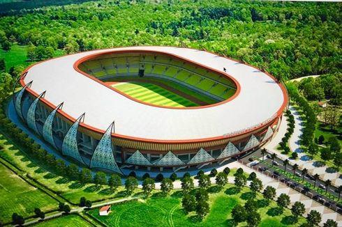 Papua Bakal Punya Stadion Keren
