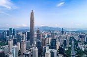 Ping    An Finance Center, Gedung Tertinggi Keempat di Dunia