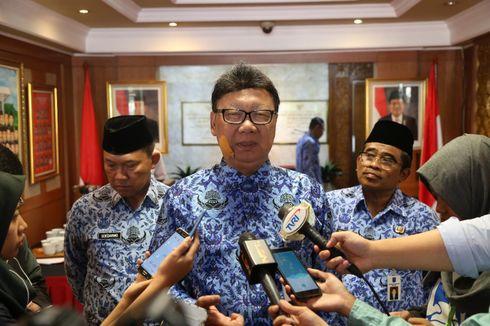 Mendagri: Anggota TNI-Polri yang Gagal Terdaftar di KPU Bisa Kembali Aktif