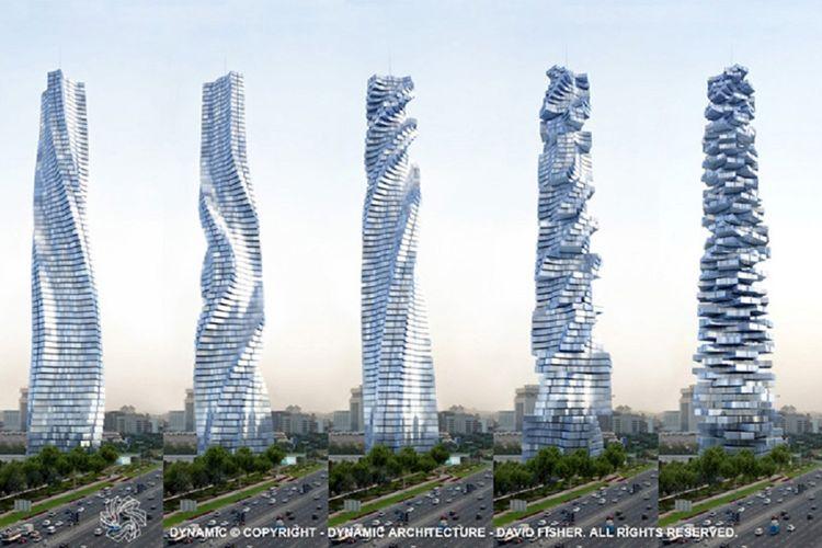 Dynamic Tower