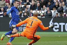 Pelatih Leicester Dukung Duet Vardy dan Kane di Timnas Inggris