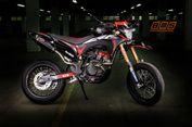 Aksesoris Honda CRF150L Masih Langka