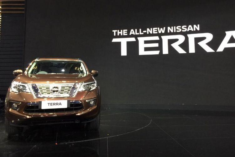 All New Nissan Terra meluncur di GIIAS 2018
