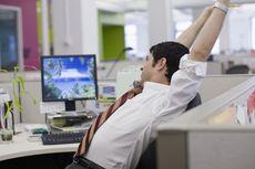 5 Tips Hindari Stres di Tempat Kerja