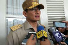 Sandiaga: Pak Amin Subekti jika Mau Cari Kerja di Tempat Lain Gampang
