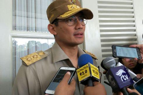 Sandiaga Usul Karyawan Kontrak Transjakarta Dilatih Jadi Teknisi