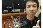 Ahmad Sobandi, Difabel yang Mampu Ciptakan Robot dari Barang Bekas