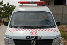 Transformasi Pikap DFSK Jadi Ambulans