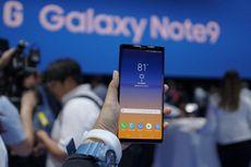 Samsung Gratiskan Smart TV untuk Pemesan Awal Galaxy Note 9