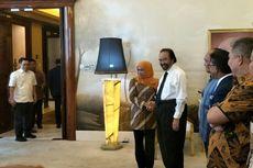 Tiba di DPP Nasdem, Khofifah dan Emil Dapat Ucapan Selamat dari Surya Paloh