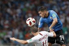 Resmi, Arsenal Dapatkan Bintang Muda Uruguay di Piala Dunia 2018