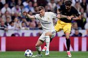 Bayern Vs Real Madrid, Kroos Bicara Motivasi Lebih di Liga Champions