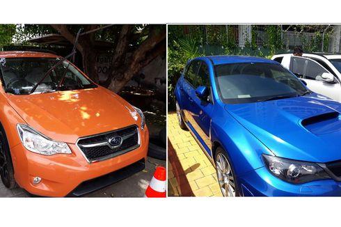 Dua Model Subaru yang Patut Dilirik pada Lelang Bea Cukai
