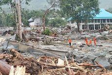 PLN Rugi Rp 7,9 M Akibat Banjir Sentani, Fokus Perbaikan Transmisi