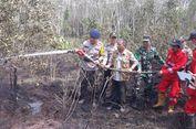 305 Hektar Lahan Terbakar, Kapolda Sumsel Ancam Tembak di Tempat