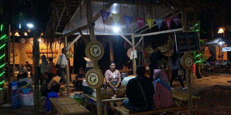 Usai Dievaluasi, Pasar Semarangan Tinjomoyo Dibuka Kembali
