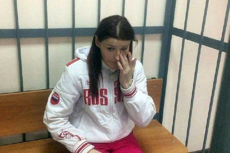 Ekaterina Kryzova (29), babysitter yang membunuh ibu anak yang diasuhnya.