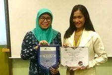 Mahasiswa UGM Raih 'Best Presenter' Seminar Internasional di Malaysia