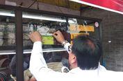 BPOM Pasang Stiker Bebas Formalin untuk 270 Pedagang Pempek