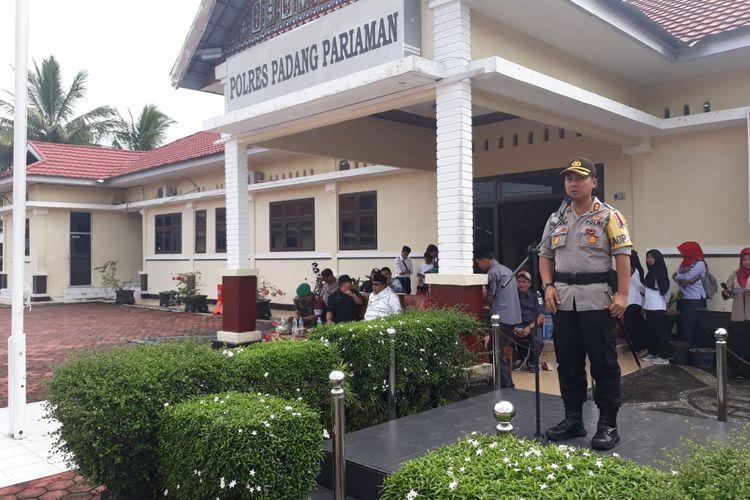 Kapolres Padang Pariaman, AKBP Rizki Nugroho (Dok: Humas Polres Padang Pariaman)