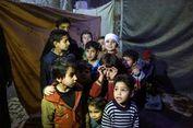 Udara Dingin Tewaskan 15 Anak Telantar di Suriah