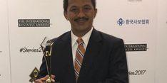 PGN Raih Gold Stevie Award
