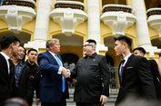Bertemu di Vietnam, Trump dan Kim 'Palsu' Ditahan Polisi