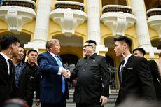 Bertemu di Vietnam, Trump dan Kim